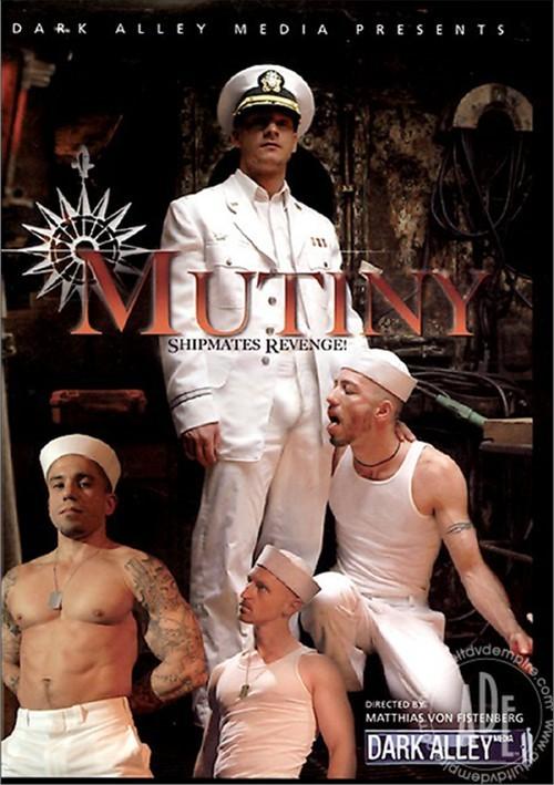 Mutiny Shipmates Revenge Cover Front