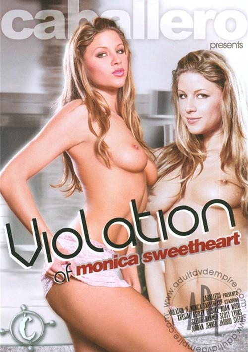 Violation Of Monica Sweetheart