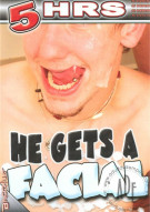 He Gets A Facial Porn Movie