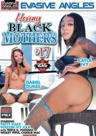 Horny Black Mothers 17 Porn Video