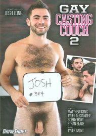 Gay Casting Couch 2 Porn Movie
