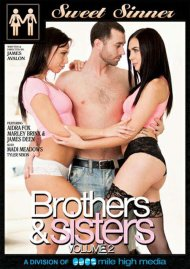 Brothers & Sisters Vol. 2 HD Porn Video from Sweet Sinner!