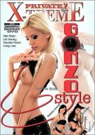 Gonzo Style Porn Movie