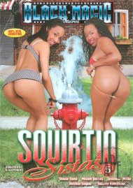 Squirtin Sistas #5 Porn Video