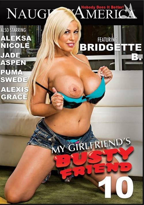 My busty girl friend