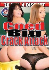 Coed Big Crack Attack Porn Movie