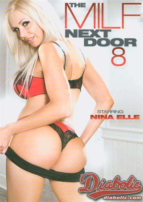 trouble next door dvd adult