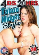 Taboo Midget Style 4-Pack Porn Movie