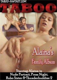 Alaina's Family Album Porn Video