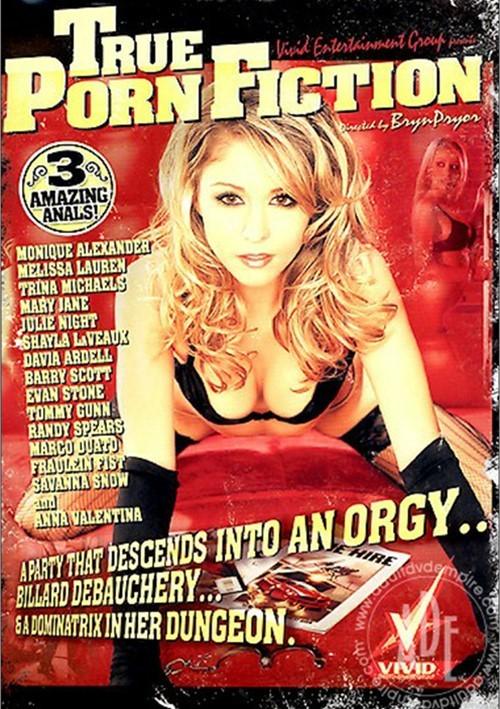 True Porn Fiction Barry Scott Anal Anna Valentina