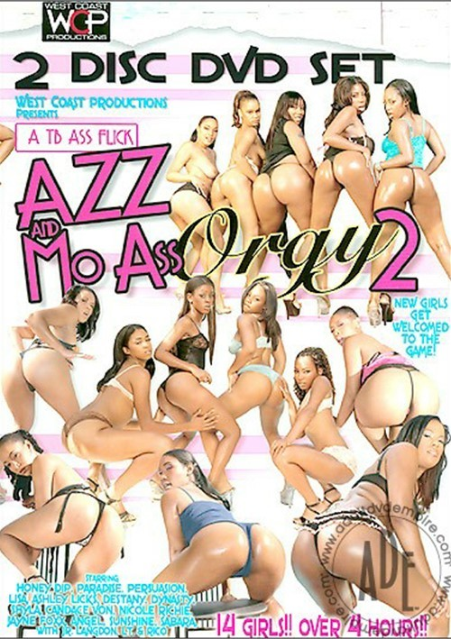 Azz And Mo Ass Orgy 2 image