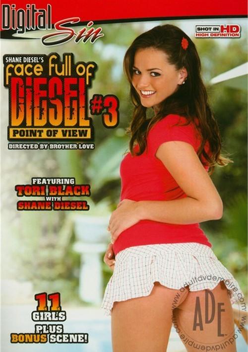 Face Full of Diesel #3 Victoria Cross Shane Diesel Paris Gables