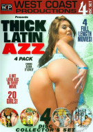Thick Latin Azz 4-Pack Porn Movie