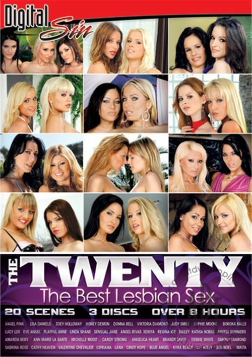 Twenty: The Best Lesbian Sex, The image
