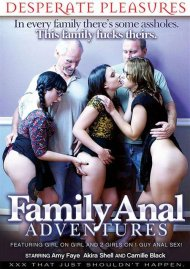 Family Anal Adventures Porn Video