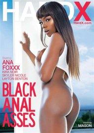 Black Anal Asses Porn Movie
