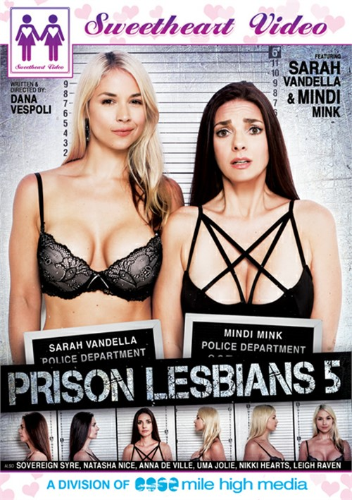 Лесбийская Тюряга #5 / Prison Lesbians #5 (2017) DVDRip