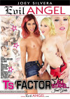 TS Factor All Stars . . . Just Girls Boxcover