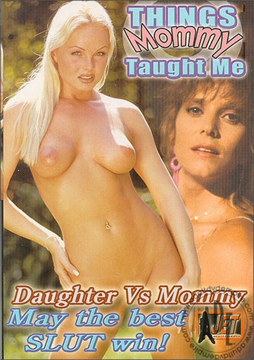 Things Mommy Taught Me 2003 Jet Multimedia All Sex