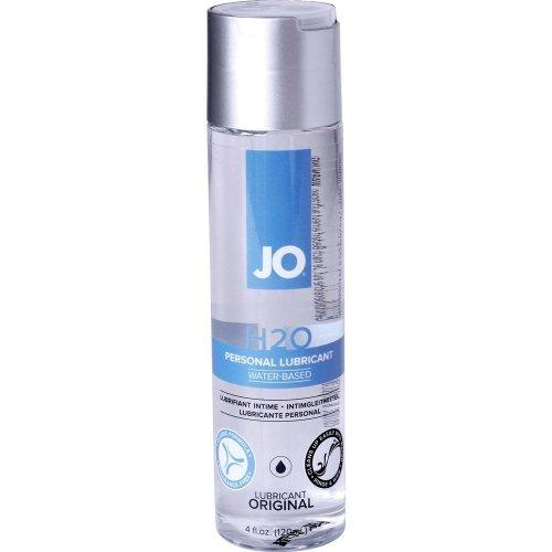 JO H2O Personal Lube - 4 oz. Image.