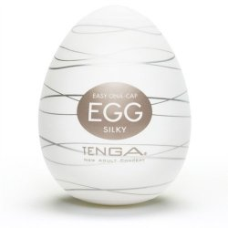 Tenga Egg - Silky Sex Toy