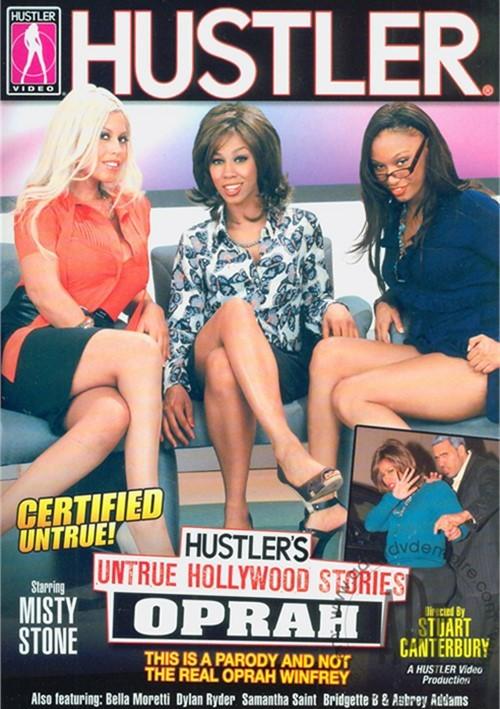 Hustler's Untrue Hollywood Stories: Oprah Karlo Karrera Hustler Bruce Venture