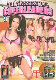 Transsexual Cheerleaders 9 Porn Movie