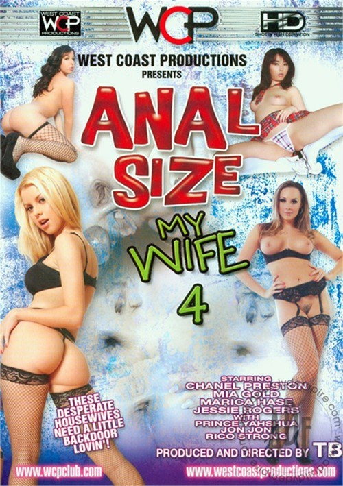 Anal Size My Wife 4 Rico Strong Gonzo Marica Hase
