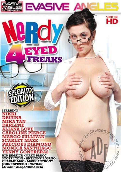 Nerdy 4 Eyed Freaks