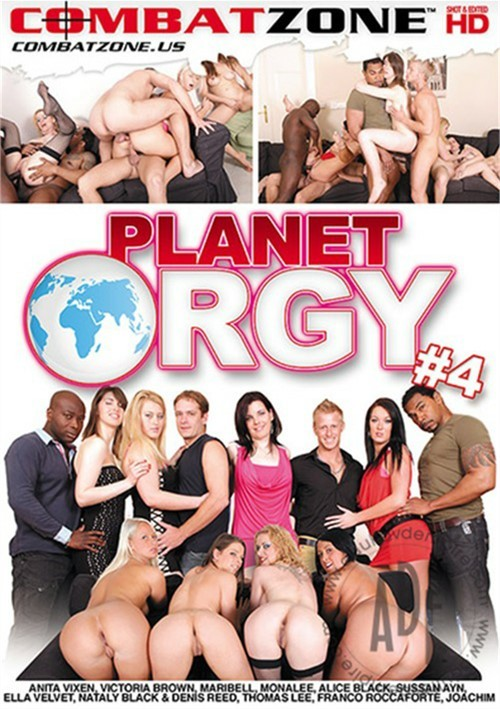 Planet Orgy #4 image