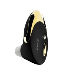 Womanizer Pro Gold sex toy.