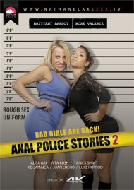 Anal Police Stories 2 Porn Video