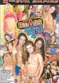 Joey Silveras Big Ass She-Male Road Trip 4 Porn Movie
