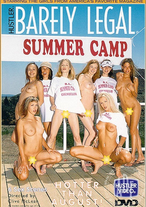 Barely Legal Summer Camp 18+ Teens Jonathan Cain Haley Paige