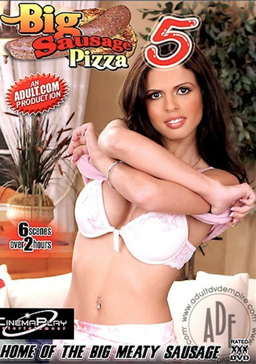 Big Sausage Pizza #5 image