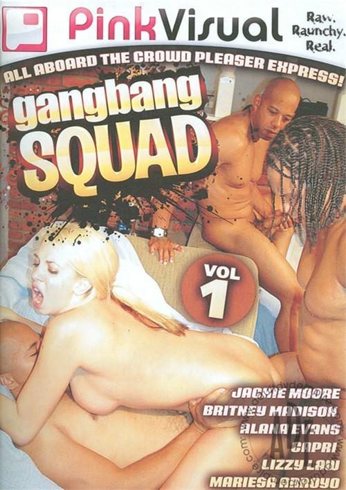 Gangbang squad porn