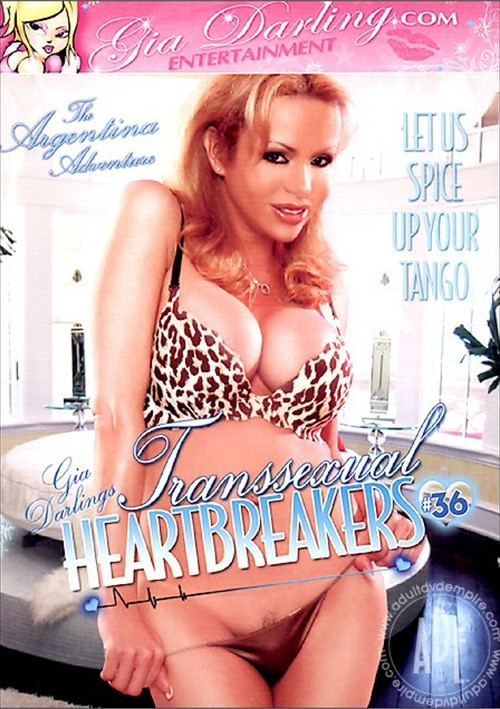 Transsexual Heart Breakers 36 Gia Darling Entertainment Fetish 2007