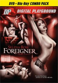Foreigner (DVD+ Blu-ray Combo) Porn Movie