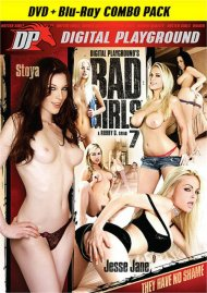 Bad Girls 7 (DVD + Blu-ray Combo) Porn Movie