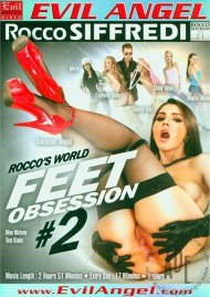 Rocco's World: Feet Obsession #2 Porn Video