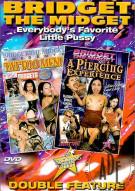 Bridget The Midget: Tattoo Menu & A Piercing Experience Porn Movie