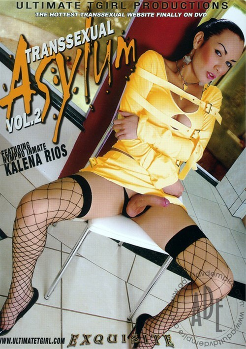 Transsexual Asylum Vol. 2 2009 Ultimate TGirl Productions Transsexual
