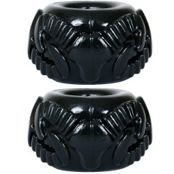 Perfect Fit: Tribal Son Ram Ring - 2 pack Sex Toy