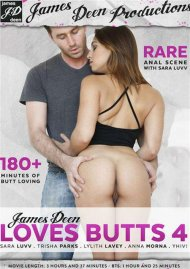 James Deen Loves Butts 4 Porn Video