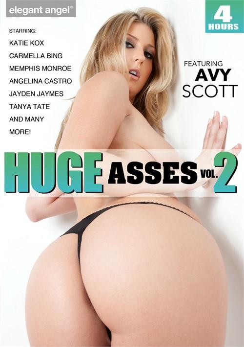 Huge Asses Vol  2 (2019)