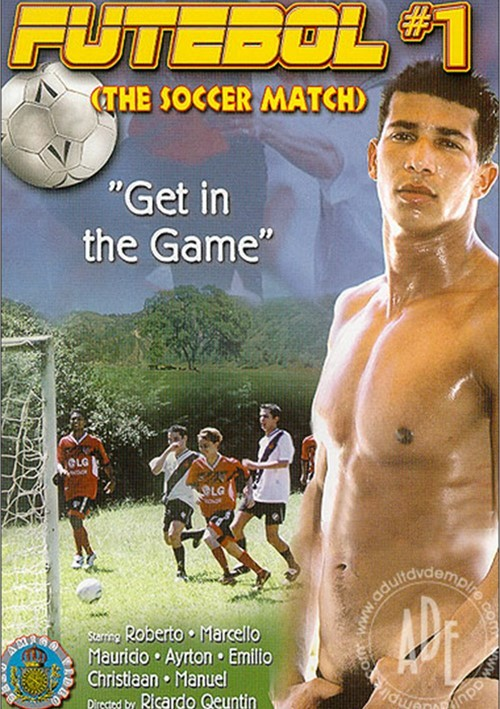 Futebol 1 The Soccer Match Cover Front