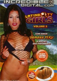 Latin Booty Girls Vol. 3 Porn Movie