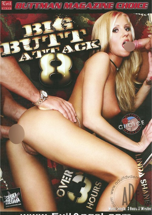 Big Butt Attack 8