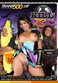 I Kill It TS Vol. 8 Porn Movie