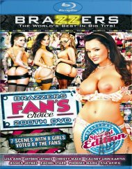Brazzers Fan's Choice Special Edition (Blu-ray + DVD Combo) porn movie from Brazzers.